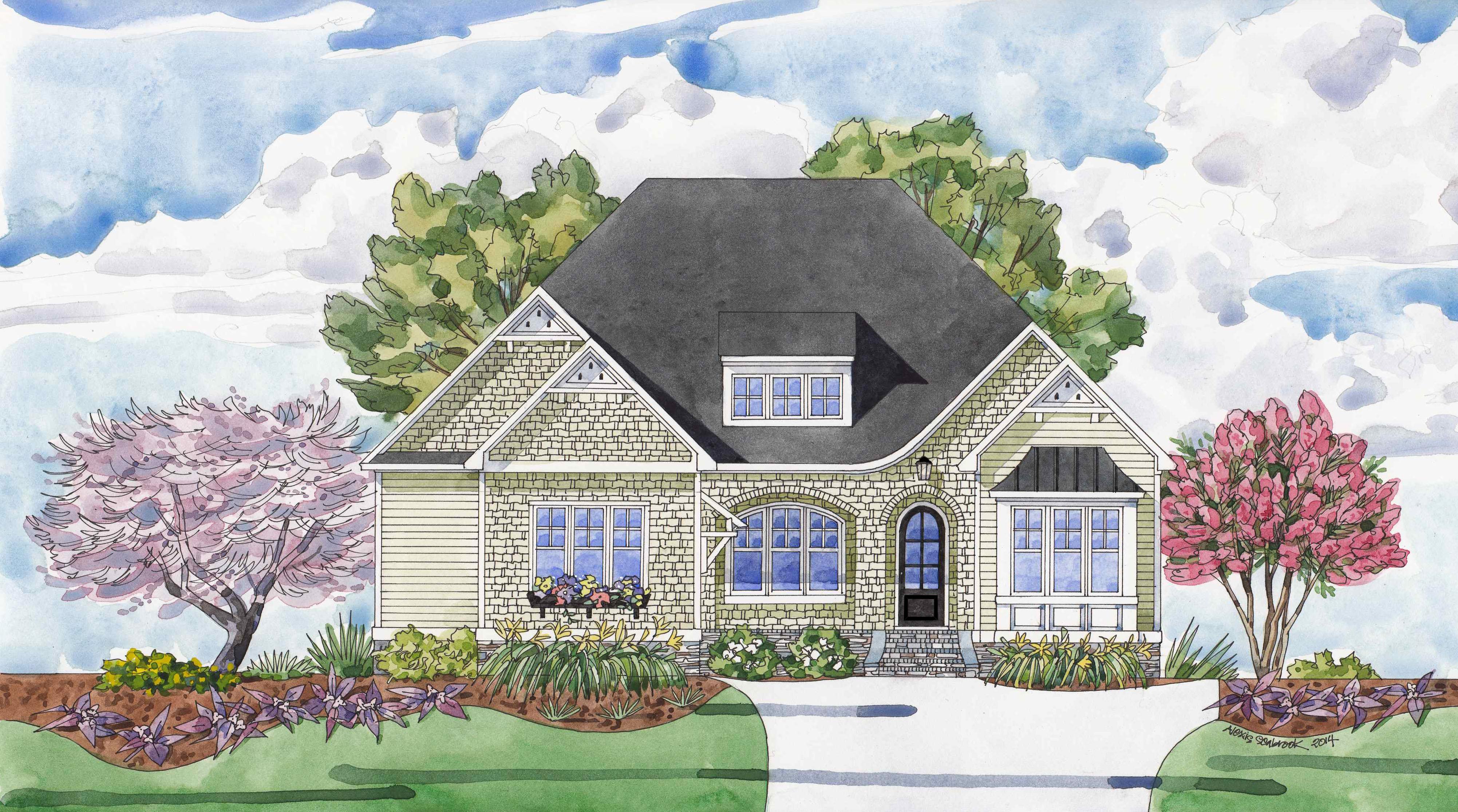 Seabrook Cottage